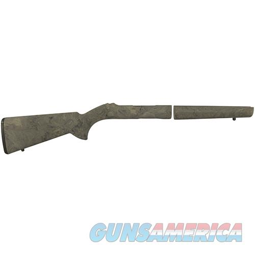 Hogue 10/22 Takedown Standard Barrel Rubber Overmolded Stock 21840  Non-Guns > Gunstocks, Grips & Wood