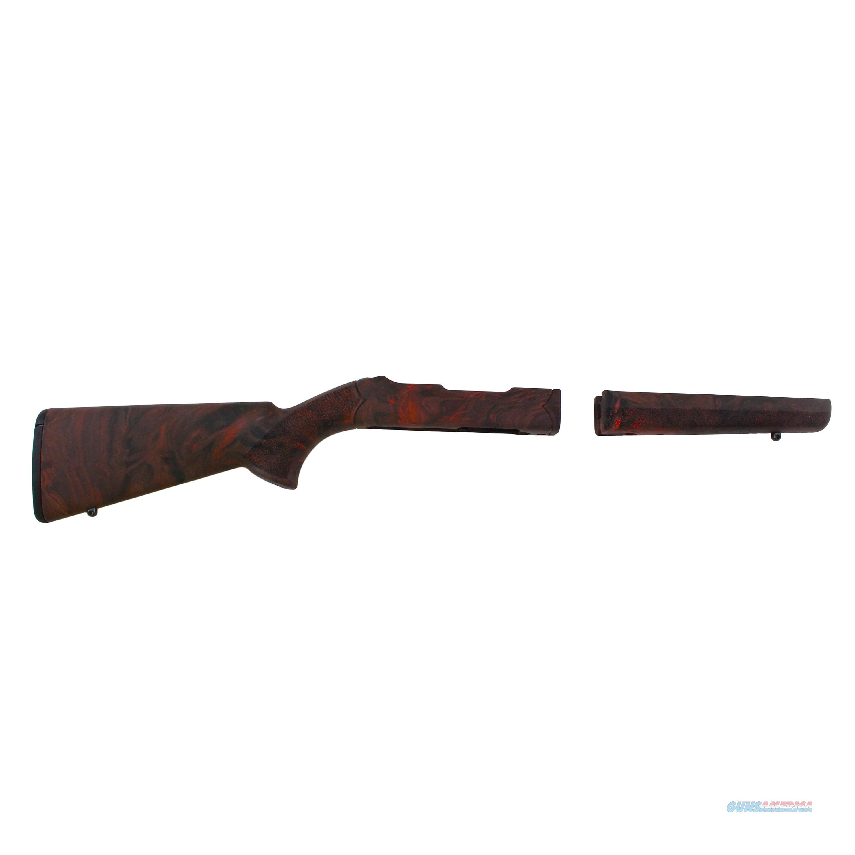 Hogue 10/22 Takedown Standard Barrel Rubber Overmolded Stock 21042  Non-Guns > Gunstocks, Grips & Wood