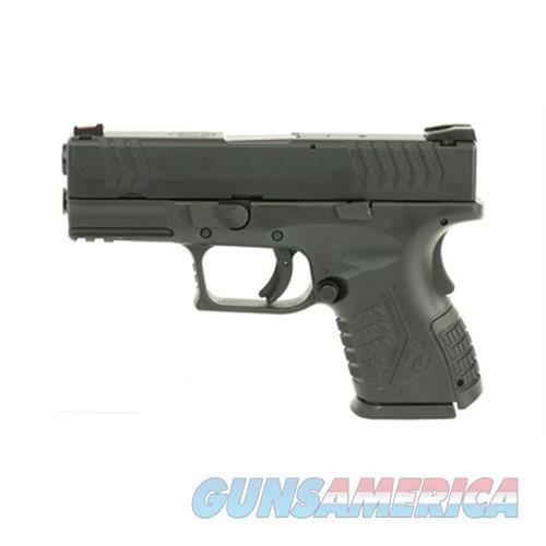 "Sprgfld Xdm Cmp 9Mm 3.8"" Blk 13Rd XDM9389CBNJE  Guns > Pistols > S Misc Pistols"