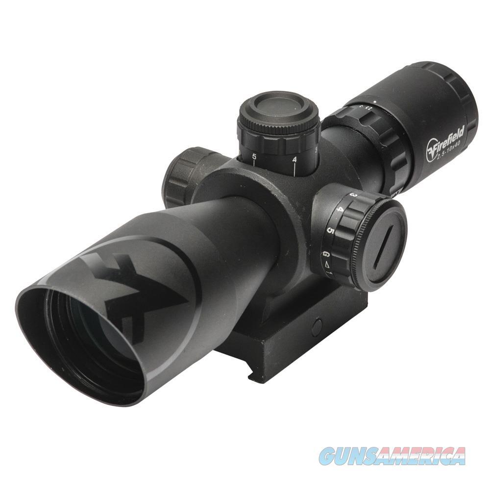 Firefield Barrage Riflescope 13066  Non-Guns > Scopes/Mounts/Rings & Optics > Mounts > Other
