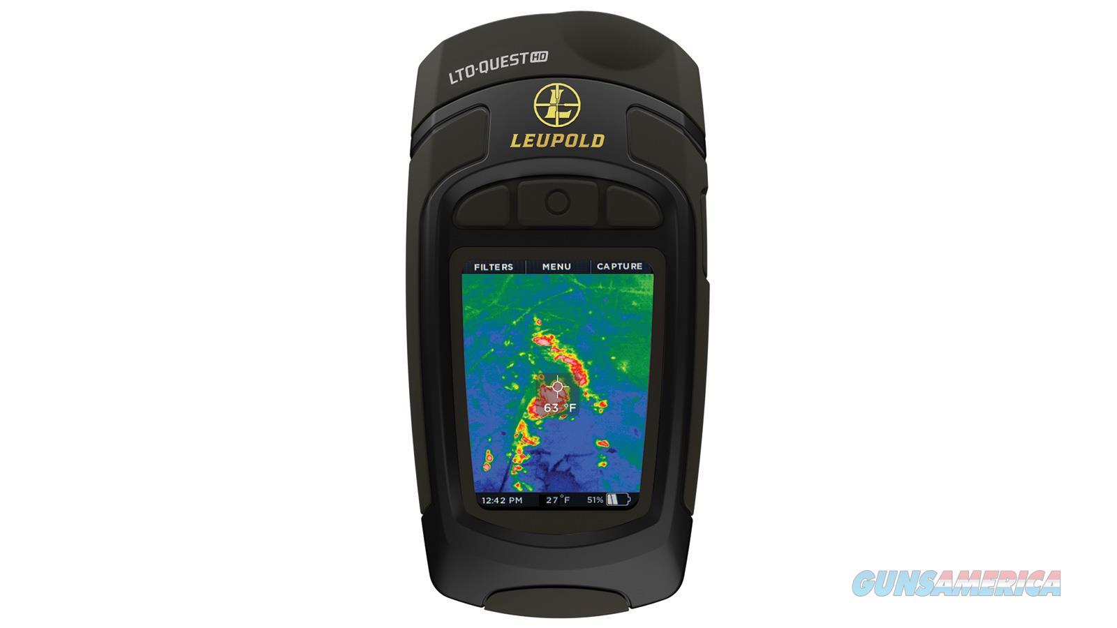 Leupold Quest Hd Thermal Image Camera Flashlight 173882  Non-Guns > Night Vision