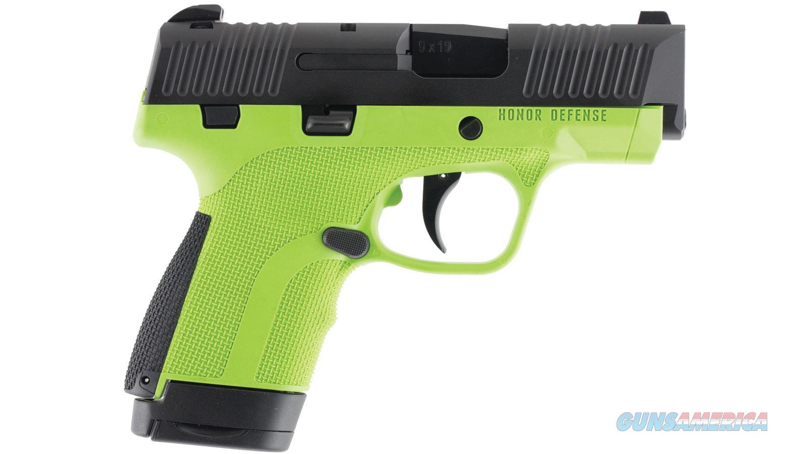 "Honor D 9Mm Sub Compact 3.2"" HG9SCAG  Guns > Pistols > H Misc Pistols"