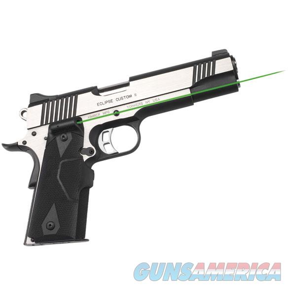 Crimson Trace 1911 Full Sz. Lasergrip Grn LG-401G  Non-Guns > Iron/Metal/Peep Sights
