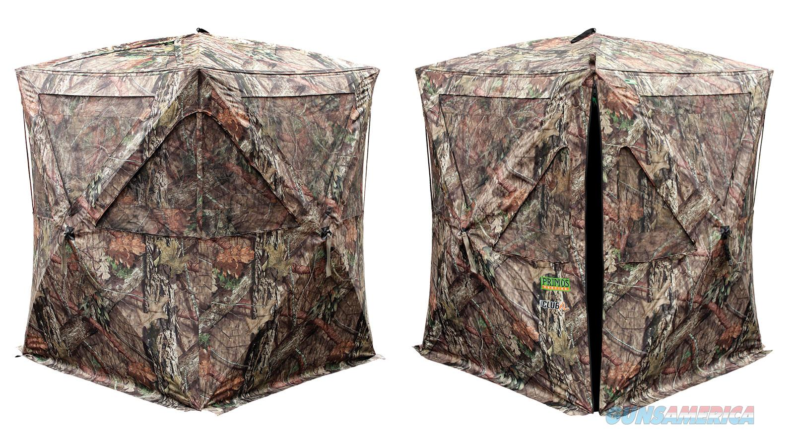 Primos Primos Club Xxl Blind Mo 65108  Non-Guns > Hunting Clothing and Equipment > Blinds