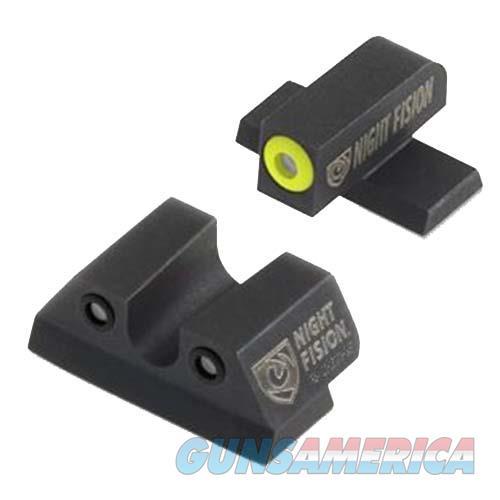 Night Fision Perfect Dot Night Sight Set, Sig Sauer 9Mm & .357 P-Series Pistols With #8 SIG177007YGZG  Non-Guns > Gun Parts > Misc > Rifles