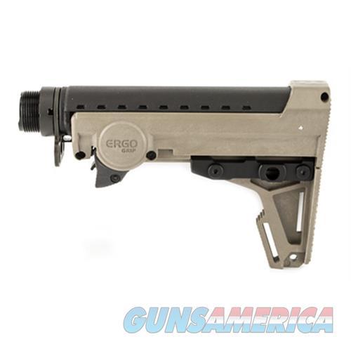 Ergo Ergo F93 Pro Stk Ar10 Blk Tb De 4924-DE  Non-Guns > Gunstocks, Grips & Wood