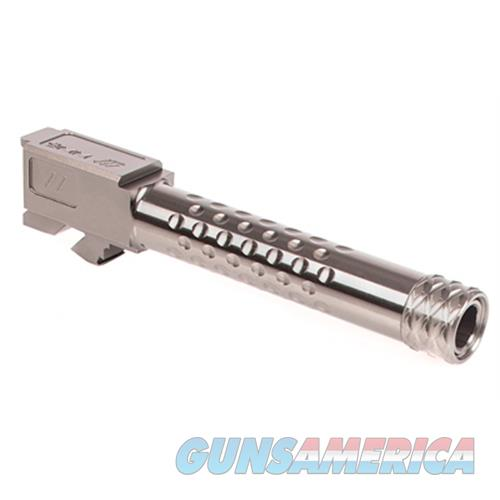 Zev Technologies Zev Barrel For G17 Dimpled Gry Thrdd BBL-17-DS-GRY  Non-Guns > Barrels