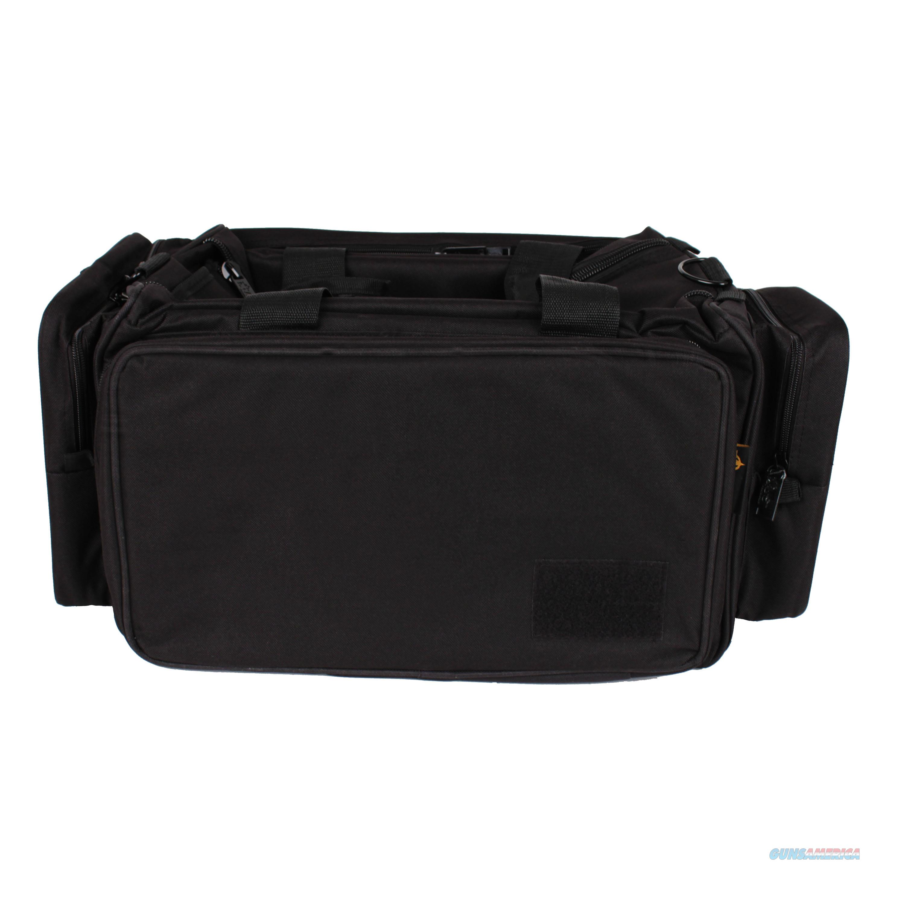 "Us Peacekeepers Competitor Range Bag 24"" X 12"" X 11.5"" Black N55111  Non-Guns > Gun Cases"