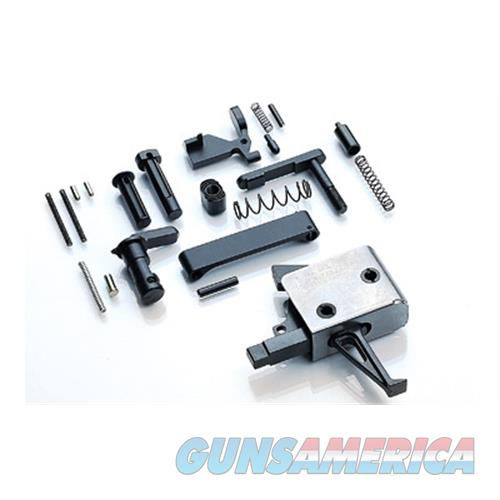 Cmc Triggers Corp Cmc Ar-15 Lower Assembly Kit Flat 81503  Non-Guns > Gun Parts > Misc > Rifles
