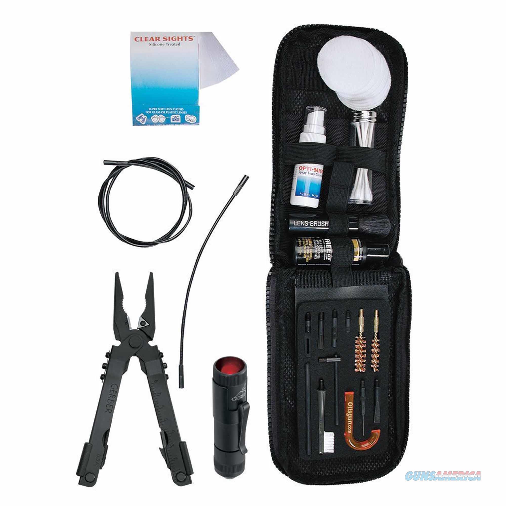 Gerber Gun Cleaning Kit 22-01102  Non-Guns > Gunsmith Tools/Supplies