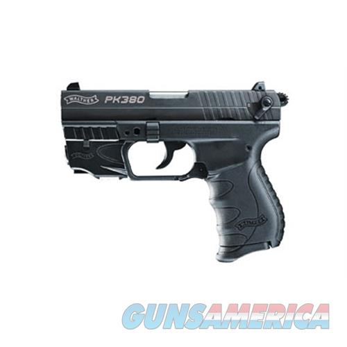 "Walther Arms Wal Pk380 380Acp 3.6"" Bl W/Laser 5050310  Guns > Pistols > W Misc Pistols"