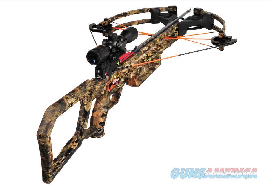 Wicked Ridge Warrior Unltra-Lite W/ Scop 180155530  Non-Guns > Archery > Parts