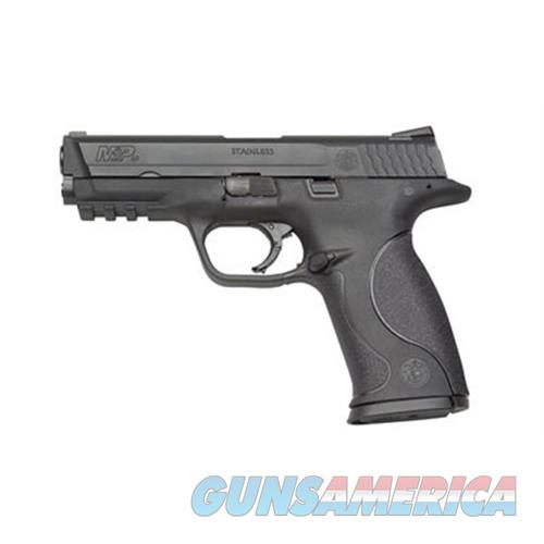 """Smith & Wesson 209300 M&P 40 Smith & Wesson (S&W) Double 4.25"""" 15+1 Nms Black Interchangeable Backstrap Black Polymer Frame Black Armornite Stainless Steel Slide 209300  Guns > Pistols > S Misc Pistols"""