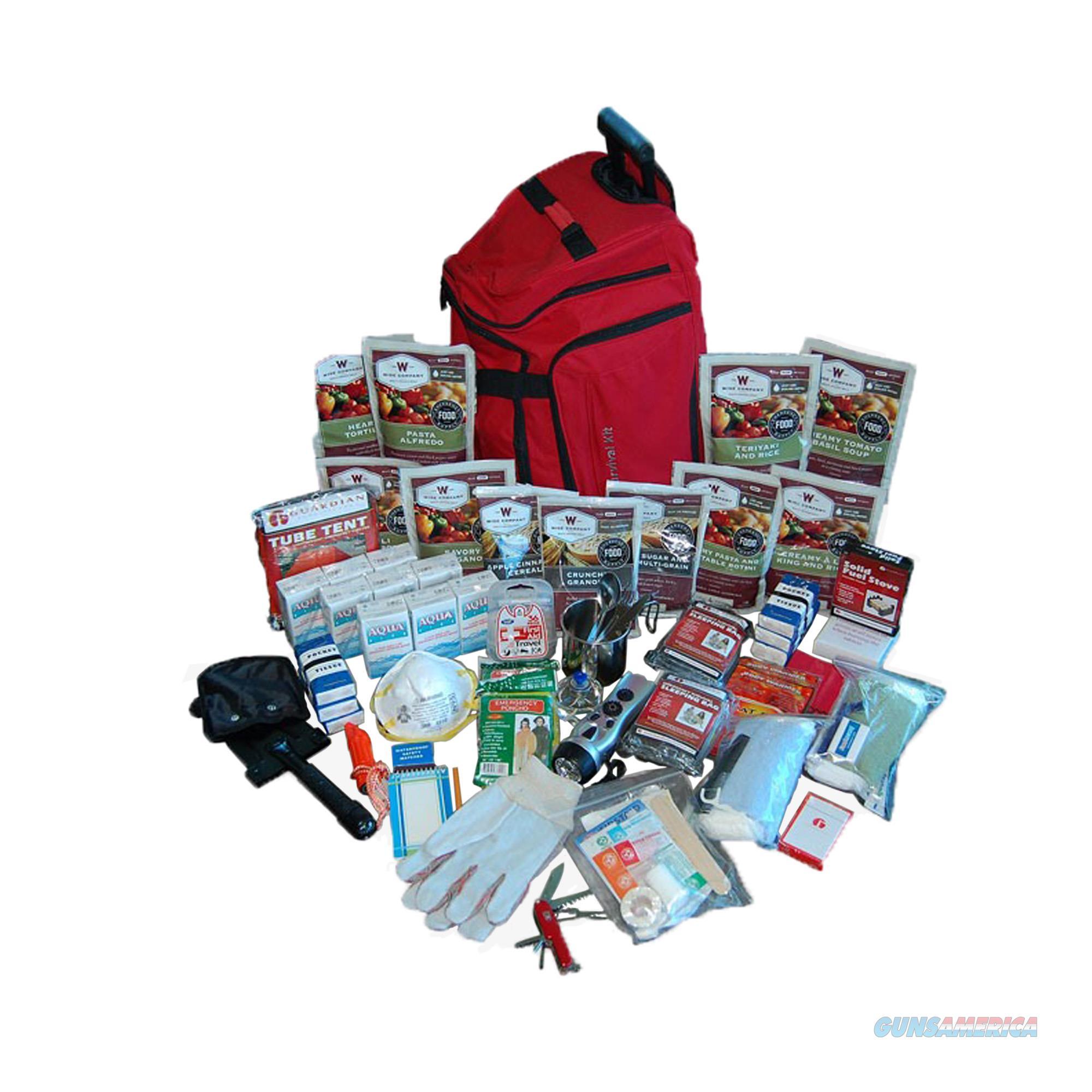 Wise Foods Survival Backpack 01602  Non-Guns > Gun Parts > Misc > Rifles