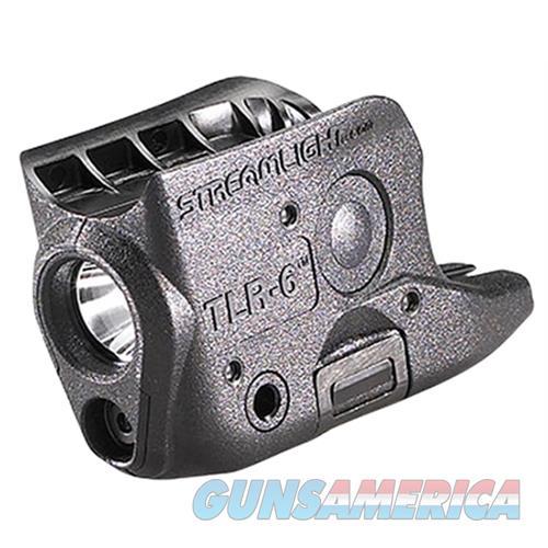 Streamlight 69270 Tlr-6 Subcompact Tactical Light 100 Lumens 1/3N (2) Black 69270  Non-Guns > Tactical Equipment/Vests