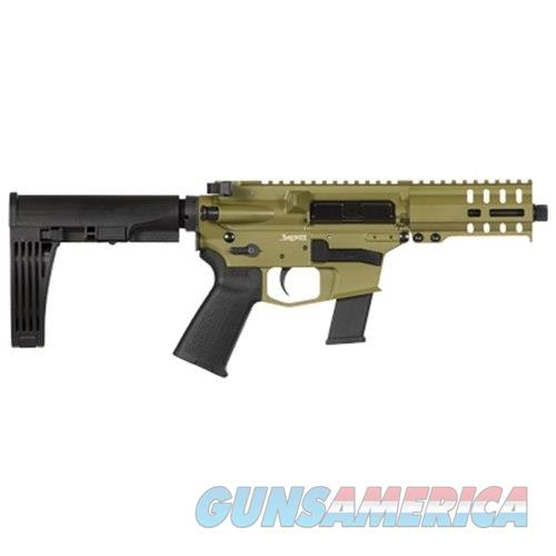 "Cmmg Mkg Banshee Pstl 5"" 45Acp Grn 45A69F2-NBG  Guns > Pistols > C Misc Pistols"