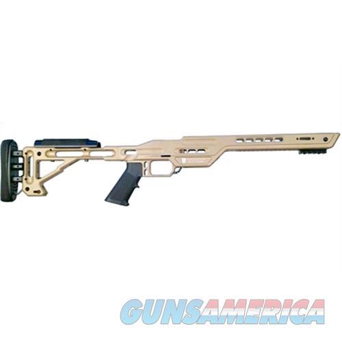 Masterpiece Arms Mpa Ba Lite Chassis R700 Short Fde MPABALTCHASSREMSAFDE  Non-Guns > Gunstocks, Grips & Wood
