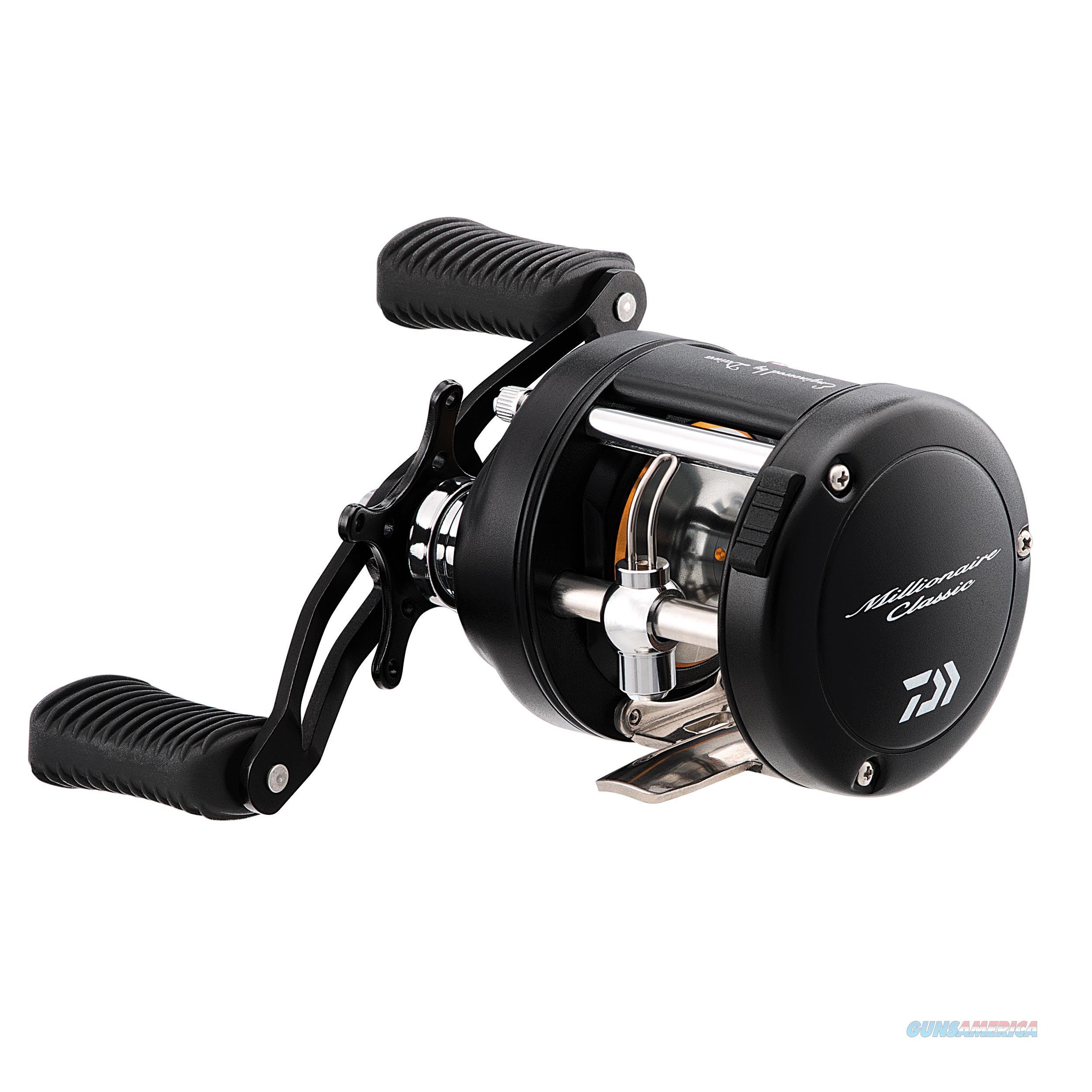 Daiwa Millionaire Classic Utd Casting Reel M-CUTD250  Non-Guns > Fishing/Spearfishing