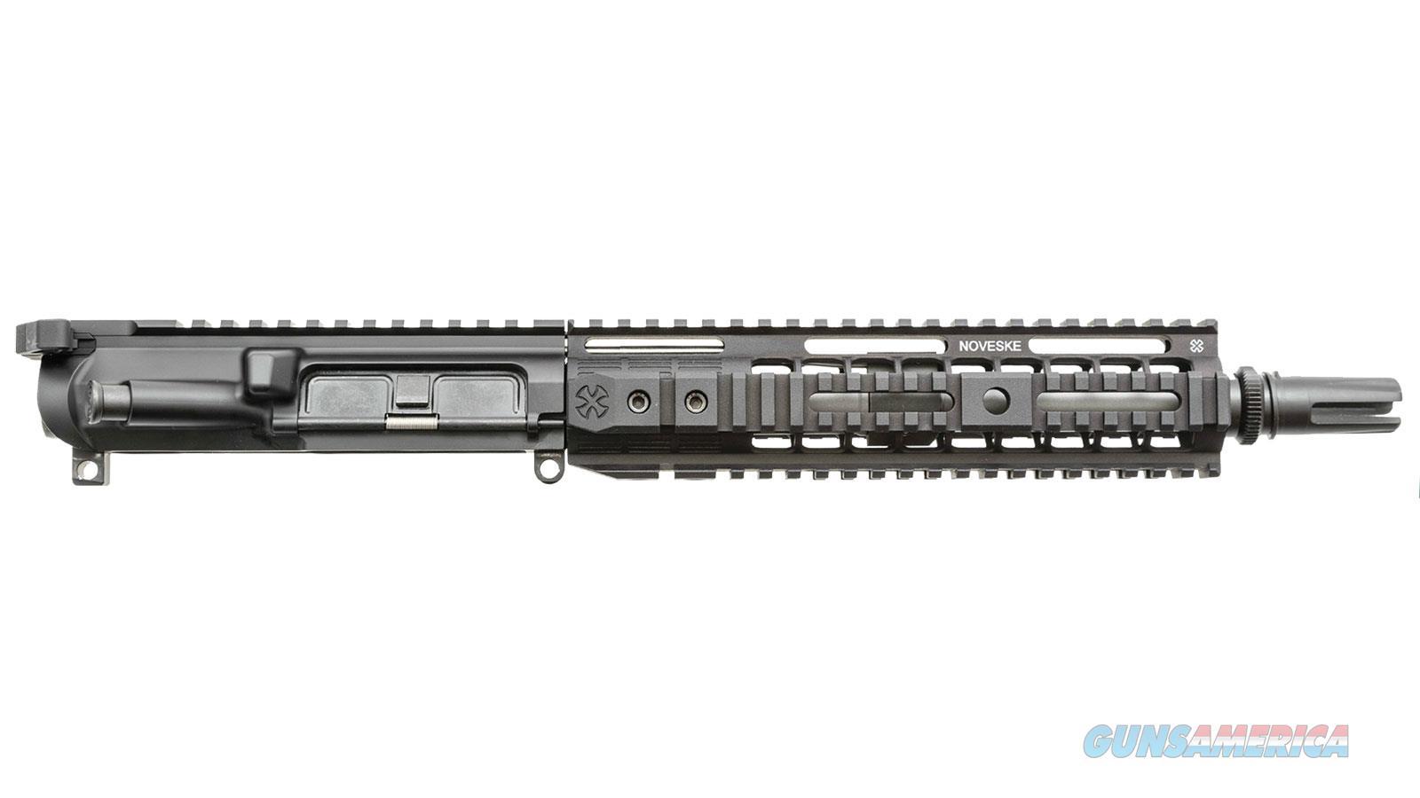 Noveske Rifleworks Llc 10.5 Cqb W/Nsr-9 5.56Mm 03000105  Non-Guns > Gun Parts > M16-AR15 > Upper Only