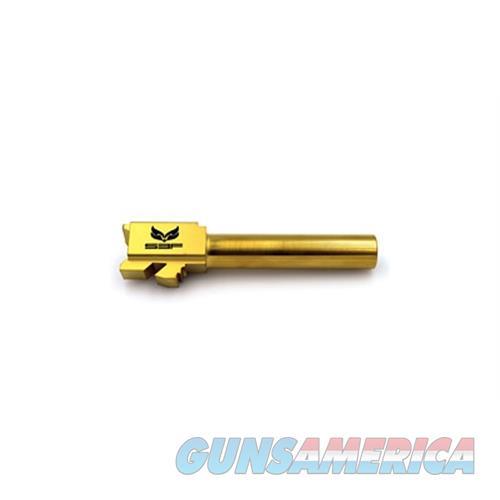 S3f Solutions S3f Thrdd/Fltd Bbl For Glock 19 Tin G19TSS  Non-Guns > Barrels