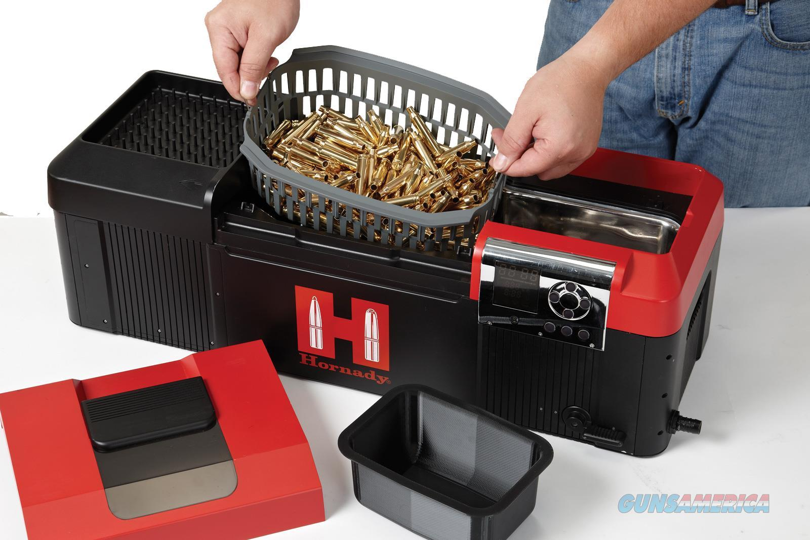 Hornady 043310 Lock N Load Case Sonic Cleaner 9L 110V 043310  Non-Guns > Reloading > Components > Brass