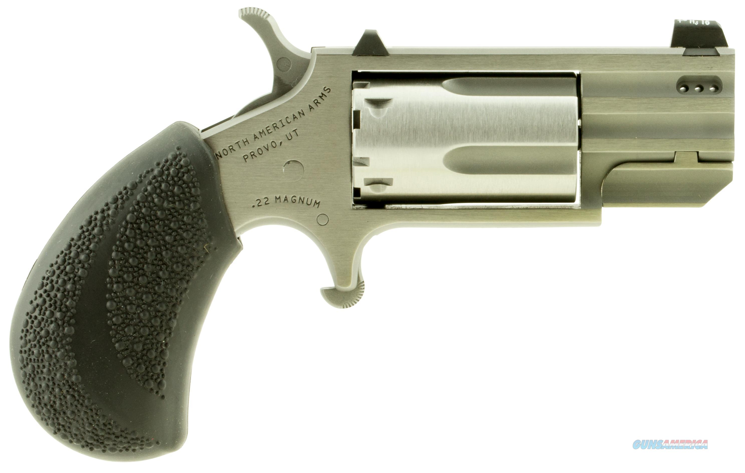 "Naa Pug 1"" 22Wmr Xs Sight PUGDP  Guns > Pistols > North American Arms Pistols"