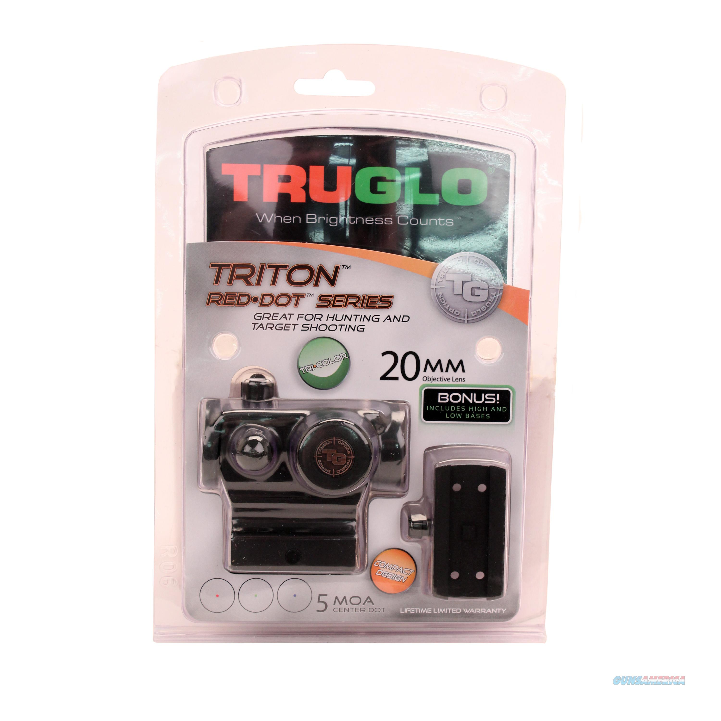 Truglo Red-Dot Sight TG8020TB  Non-Guns > Scopes/Mounts/Rings & Optics > Mounts > Other