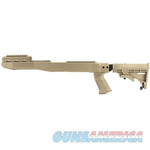Tapco Stk T6 6Position For Sks Fde STK66166 DARK EARTH  Non-Guns > Gunstocks, Grips & Wood