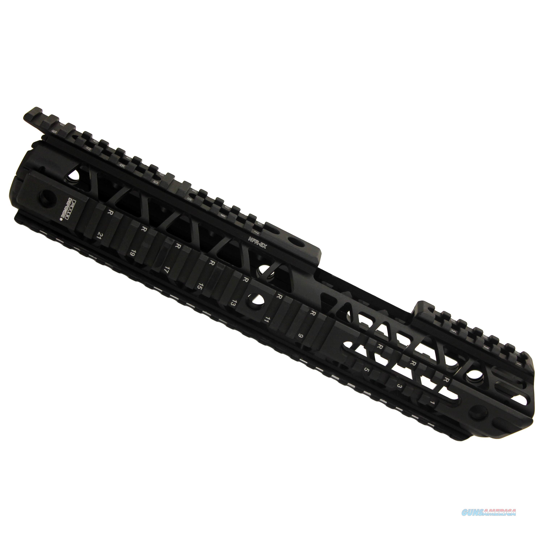 "Mako Group Ar15 Mid-Size Extened Aluminum Quad Rail 8"" NFR-EX  Non-Guns > Gun Parts > Misc > Rifles"