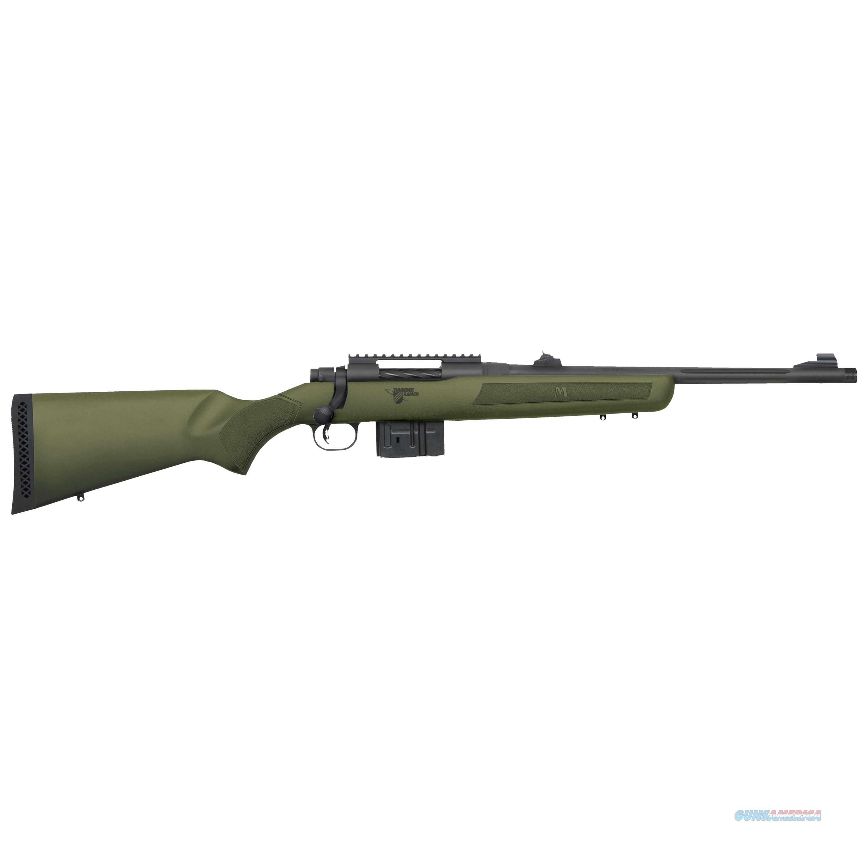 "Mossberg Mvp Thunderranch, 7.62Mm 18.5"" Barrel, 11 Rounds, Olive Drab Green 27798  Guns > Rifles > MN Misc Rifles"