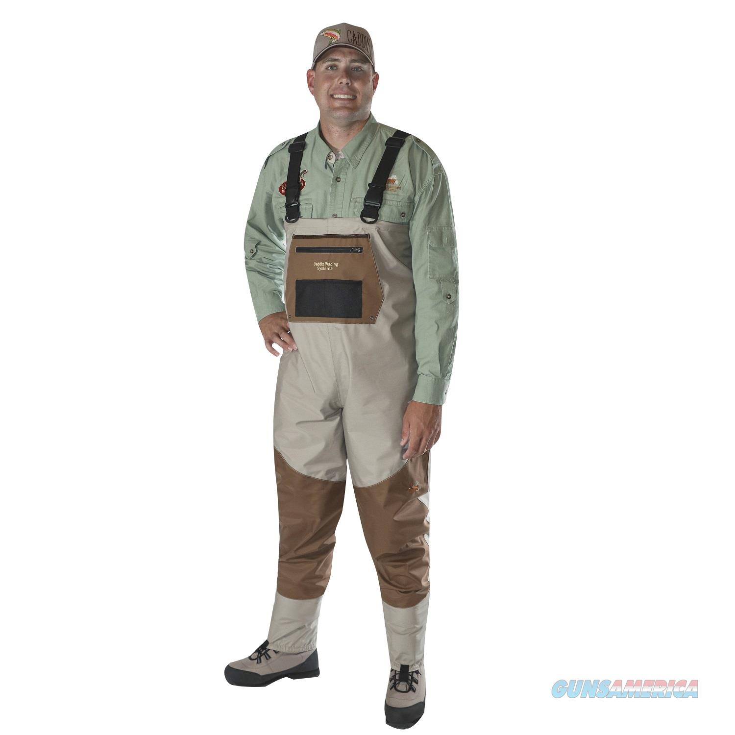 Caddis Men's Deluxe Breathable Stockingfoot Waders - Xxl CA12901WXXL  Non-Guns > Fishing/Spearfishing