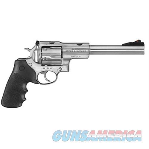 """Ruger Spr Rdhwk 44Mag 7.5"""" Stn 6Rd 5501  Guns > Pistols > R Misc Pistols"""