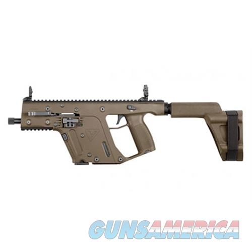 """Kriss Vector Sdp Sb 9Mm 5.5"""" Fde KV90PSBFD20  Guns > Pistols > K Misc Pistols"""