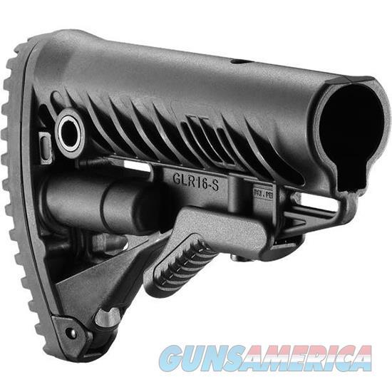 Mako Group Stock W/Bat GLR16  Non-Guns > Gun Parts > Misc > Rifles
