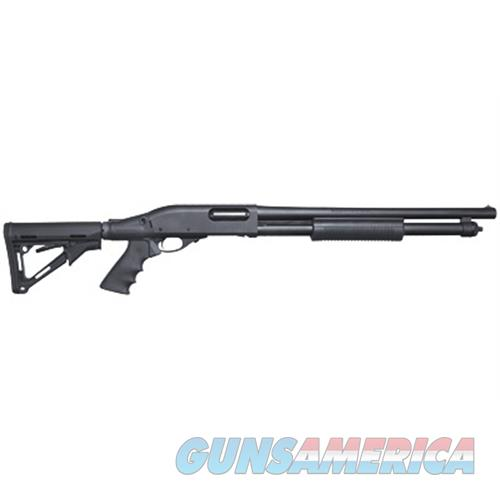 Rem 870 Tact 12/18.5 6Rd 6 Pos Pg 81212  Guns > Shotguns > R Misc Shotguns