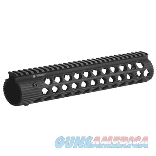 Troy Industries 11In Alpha Rail No Sight Black STRX-AL1-11BT-01  Non-Guns > Gunstocks, Grips & Wood