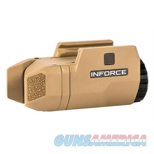 Inforce Apl Compact Lt Wht Led Fde AC-06-1  Non-Guns > Miscellaneous