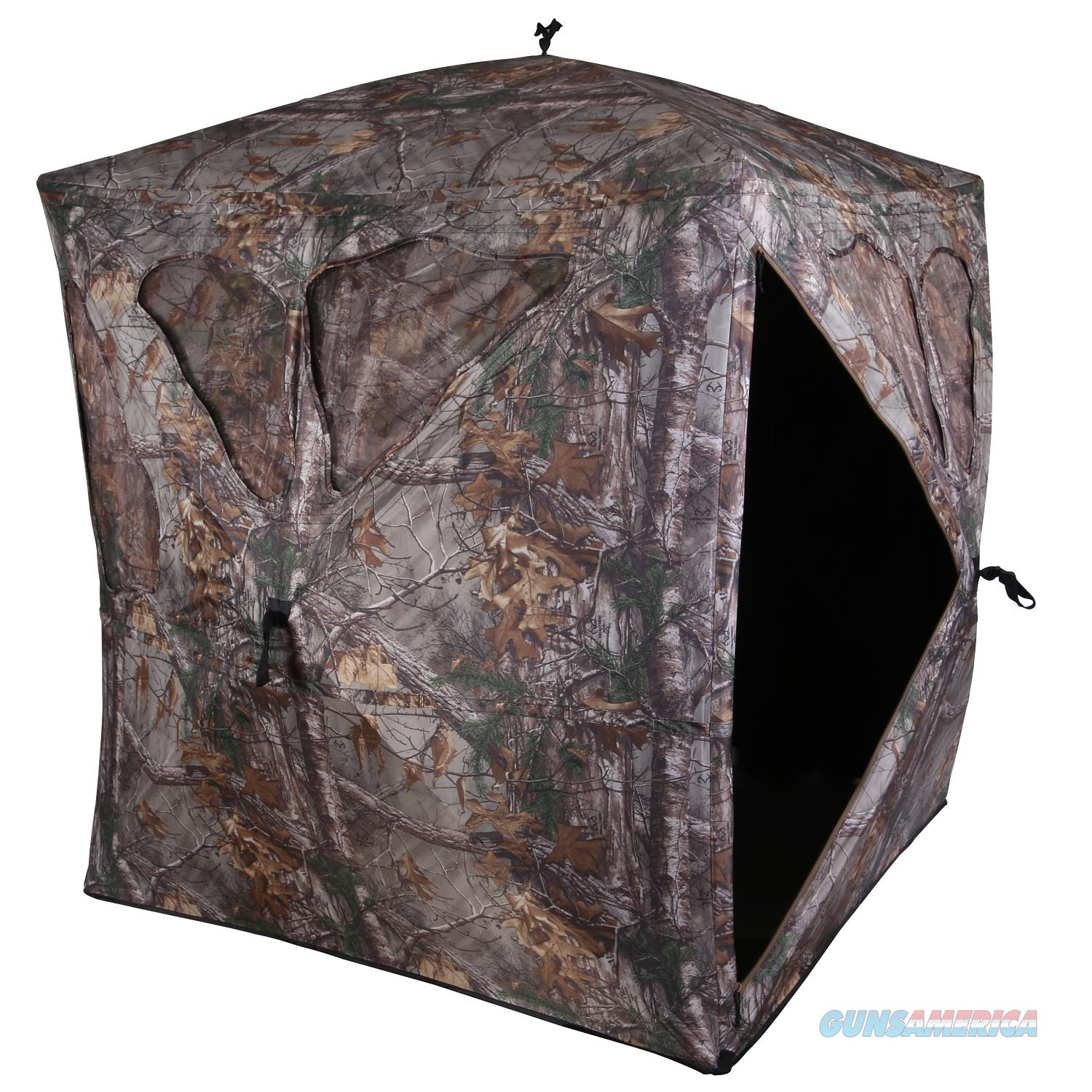 Ameristep Spirit Blind-75Inx75inx67in-Realtree Xtra 1RX3H117FR  Non-Guns > Hunting Clothing and Equipment > Blinds