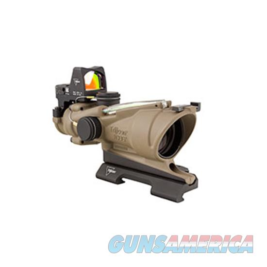Trijicon Acog 4X32/Rmr T2 Pkg Grn Cros Dual Fde TA31D100554  Non-Guns > Scopes/Mounts/Rings & Optics > Mounts > Other