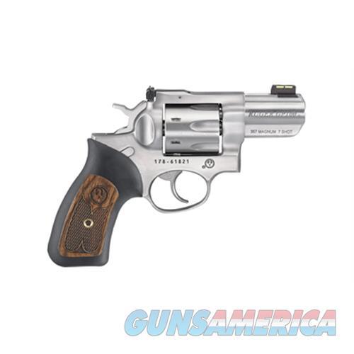 """Ruger Ruger Gp100 357Mag 2.5"""" Stn 7Rd As 1774  Guns > Pistols > R Misc Pistols"""