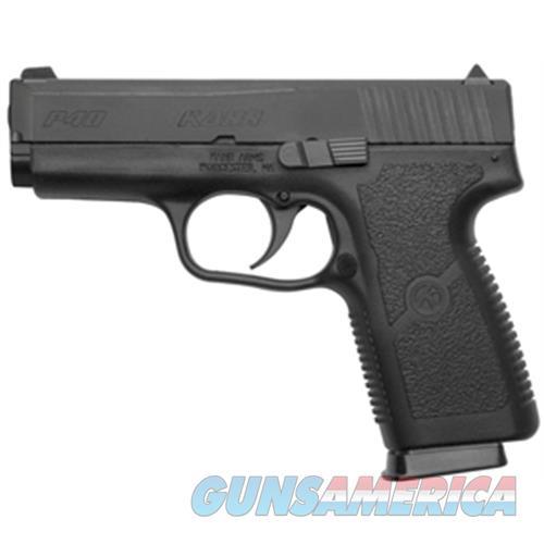 Kahr Arms P40 40Sw 3.5 Blk Ss Blk Poly 7Rd Ca Legal KP4044A  Guns > Pistols > K Misc Pistols