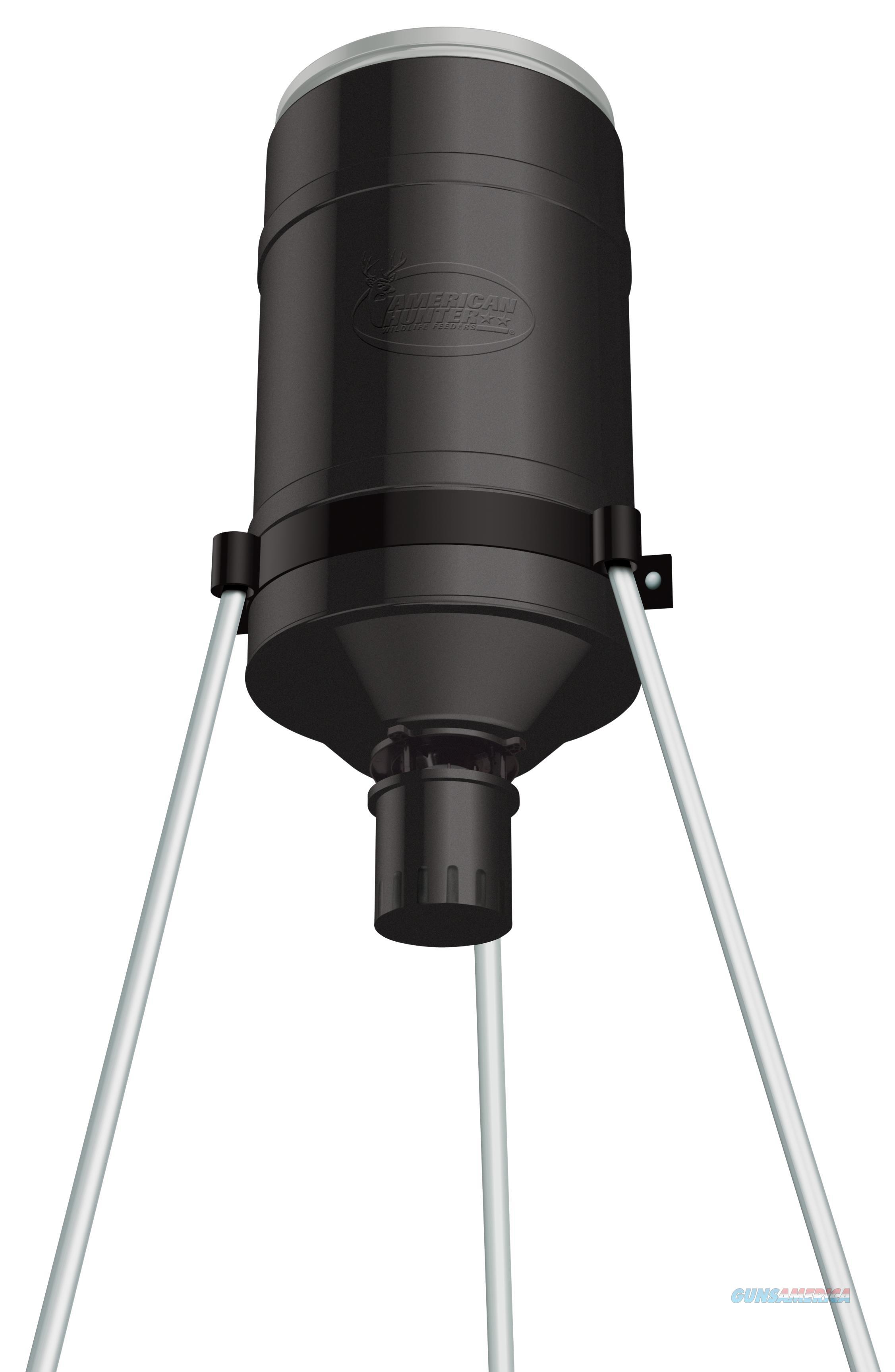 Gsm 225# Tripod Feeder W/ Dig. Motor 225RDE  Non-Guns > Hunting Clothing and Equipment > Game Feed/Locators/Trackers
