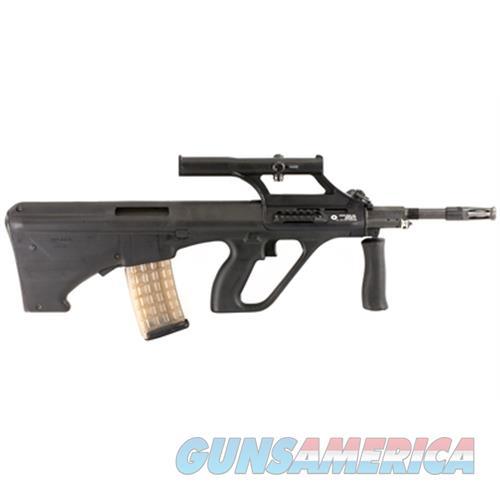 Steyr Aug A3 M1 556N 30Rd Blk 1.5Xcd AUGM1BLKOCD  Guns > Rifles > Steyr Rifles
