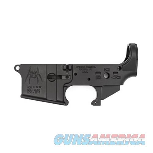 Spikes Tactical Spike's Stripped Lower (Spider) STLS019  Guns > Rifles > S Misc Rifles