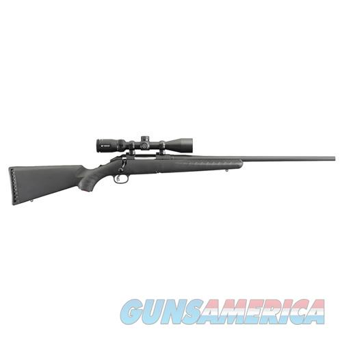 Ruger American With Vortex Crossfire Ii Riflescope 16934  Guns > Rifles > R Misc Rifles