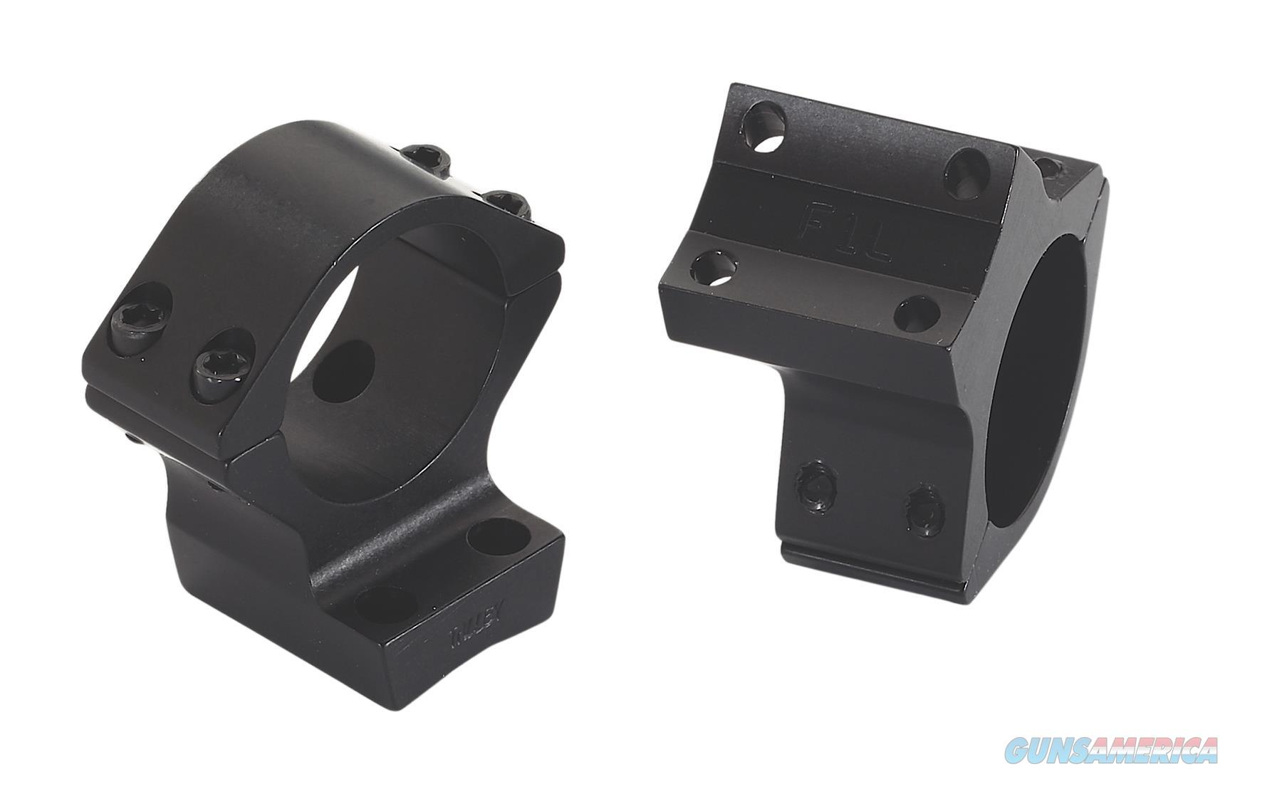 """Browning 12345 Scope Ring Set Accepts Up To 56Mm High 1"""" Diameter Matte Blk 12345  Non-Guns > Scopes/Mounts/Rings & Optics > Mounts > Other"""
