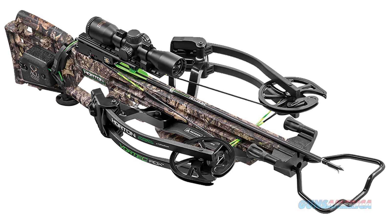 Horton Horton Vortec Rdx Package NH17060-5522  Non-Guns > Archery > Bows > Crossbows