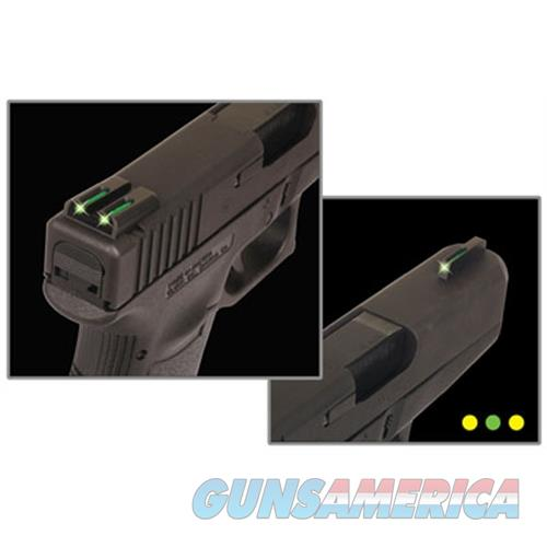Truglo Tg131mpty Brite-Site Tfo S&W M&P Tritium/Fiber Optic Green Front Yellow Rear Black TG131MPTY  Non-Guns > Iron/Metal/Peep Sights