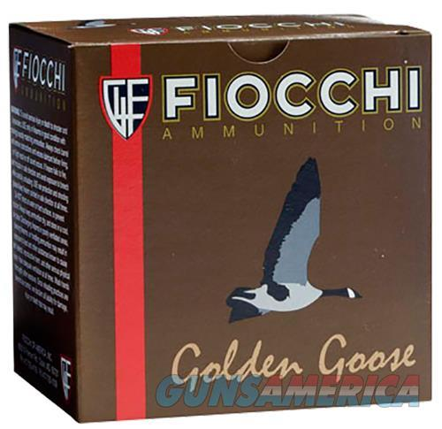 "Fiocchi 1235Gg2 Steel Waterfowl Shotshell 12 Ga 3.5"" 1-5/8Oz 2 Shot 25Bx/10Cs 1235GG2  Non-Guns > Ammunition"