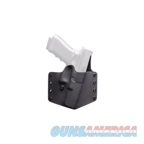 Blk Pnt Std Owb For Glk 17 Rh Blk 100119  Non-Guns > Holsters and Gunleather > Other